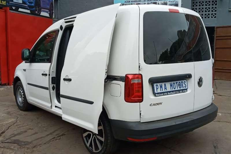 Used 2017 VW Caddy Panel Van CADDY 1.6i (81KW) F/C P/V