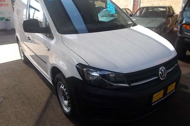 VW Caddy Panel Van CADDY 1.6i (81KW) F/C P/V 2018