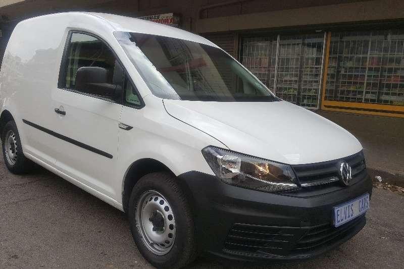 VW Caddy Panel Van CADDY 1.6i (81KW) F/C P/V 2018