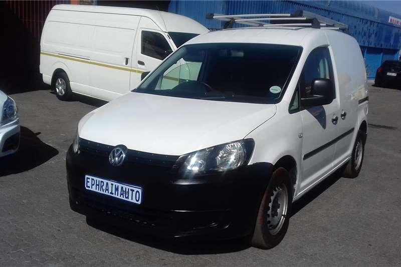 VW Caddy Panel Van CADDY 2.0TDi (81KW) F/C P/V 2013