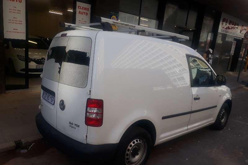 VW Caddy Panel Van CADDY 2.0TDi (81KW) F/C P/V 2014