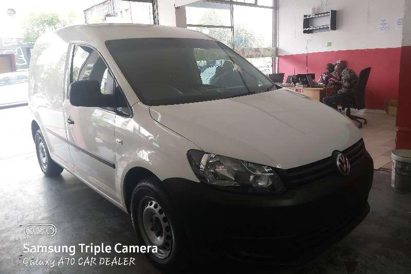 VW Caddy Panel Van CADDY 2.0TDi (81KW) F/C P/V 2015