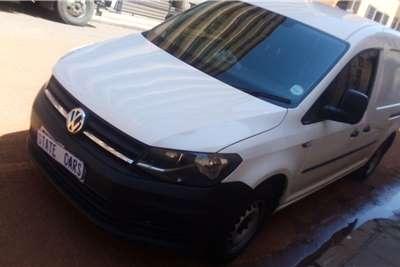 2015 VW Caddy panel van CADDY 2.0TDi (81KW) F/C P/V