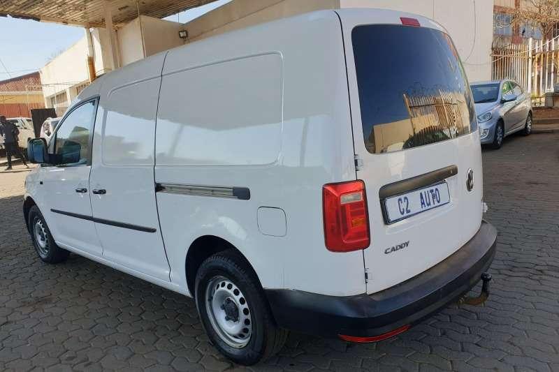 Used 2016 VW Caddy Panel Van CADDY 2.0TDi (81KW) F/C P/V