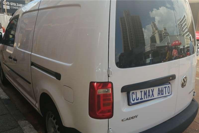 VW Caddy Panel Van CADDY 2.0TDi (81KW) F/C P/V 2017
