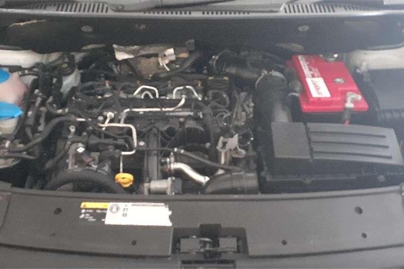 VW Caddy Panel Van VW Caddy van 2.0 TDi Diesel manual 2015