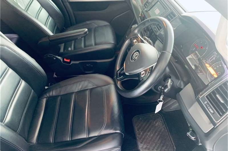 2017 VW Caravelle Caravelle 2.0BiTDI Comfortline 4Motion auto