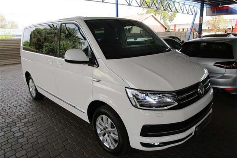 VW Caravelle 2.0BiTDI Highline 4Motion Auto 2017