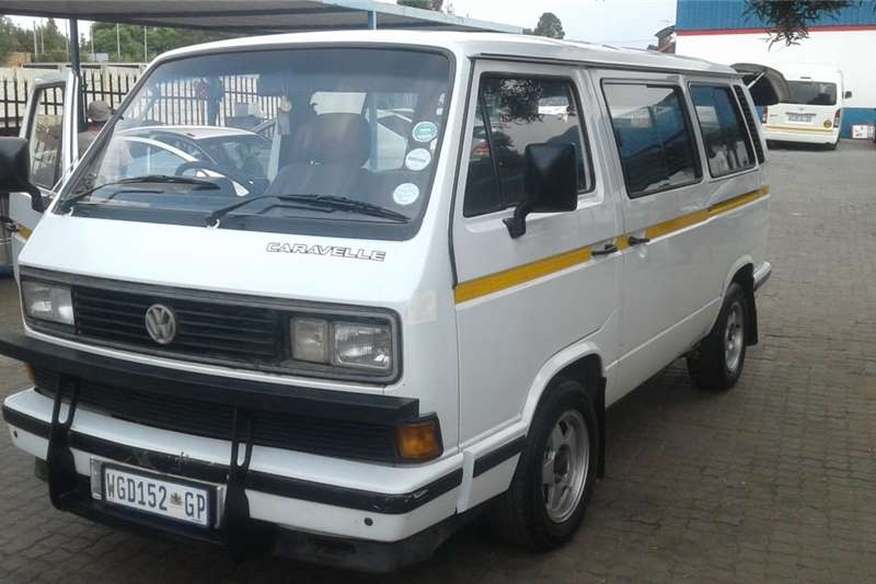 VW Caravelle 2.5TDI 1997