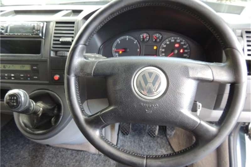 VW Caravelle 2.5TDI 2004