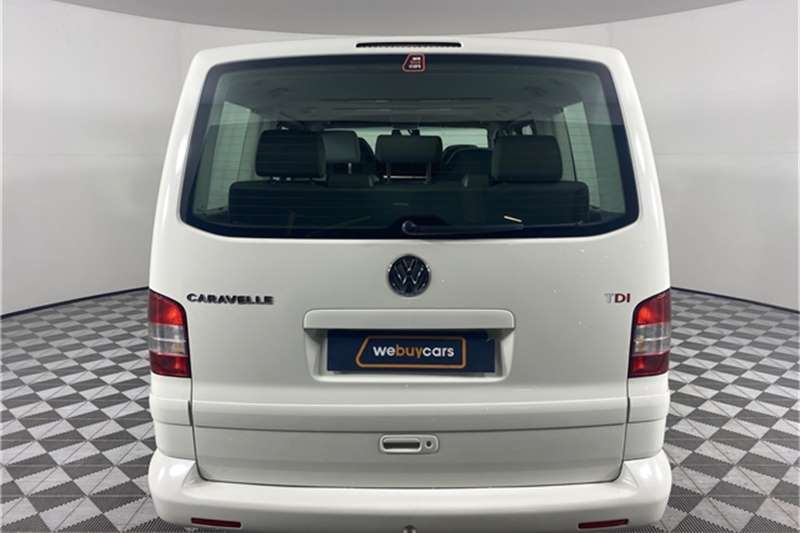 2007 VW Caravelle Caravelle 2.5TDI