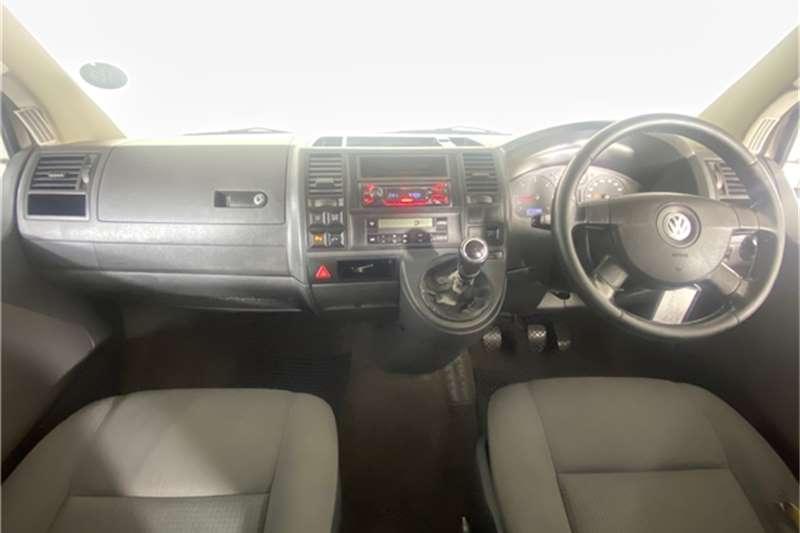 Used 2009 VW Caravelle 2.5TDI