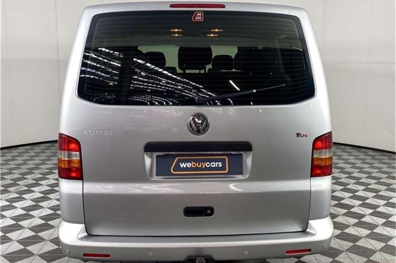2005 VW Caravelle Caravelle 2.5TDI 96kW tiptronic