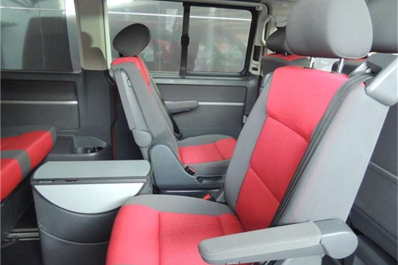 Used 2009 VW Caravelle 2.5TDI tiptronic