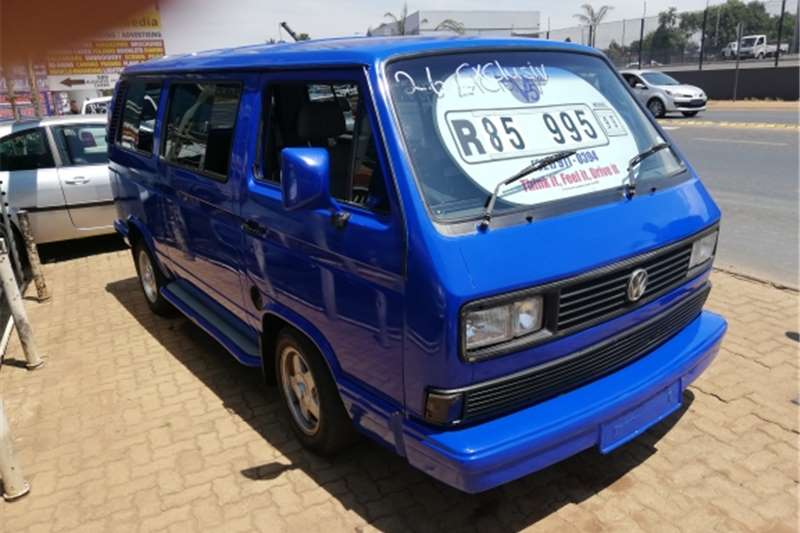 VW Caravelle 2.6i exclusiv 1999
