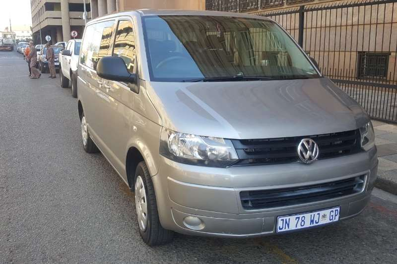 Used 2018 VW Caravelle
