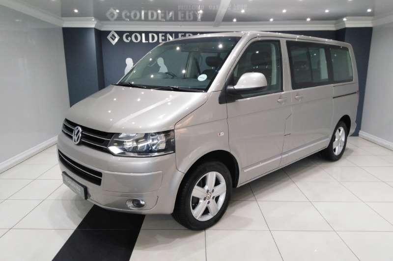 2011 VW Caravelle