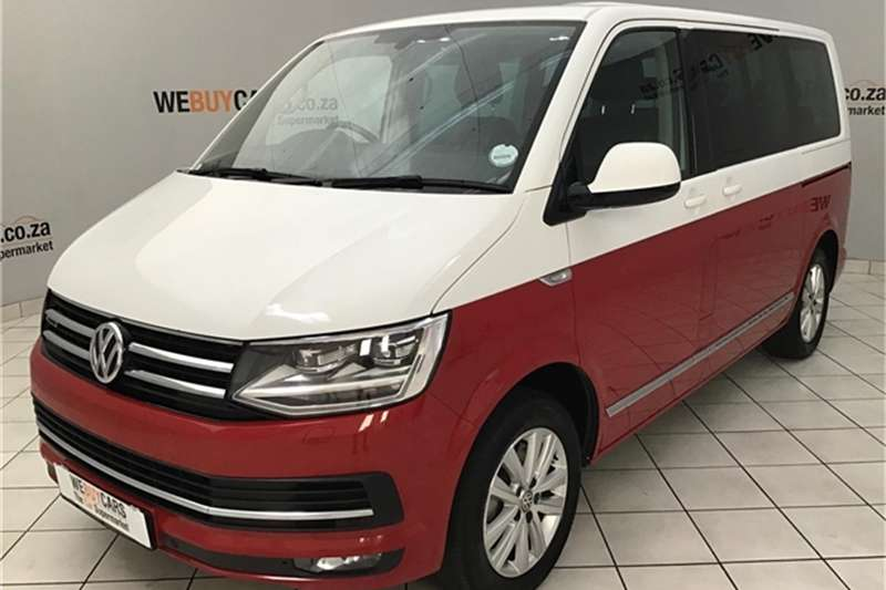 2016 VW Caravelle 2.0BiTDI Highline 4Motion auto