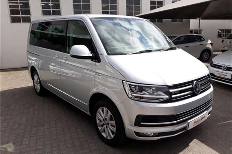 2018 VW Caravelle 2.0BiTDI Highline 4Motion auto