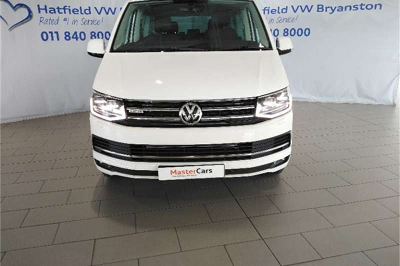 2019 VW Caravelle 2.0BiTDI Highline 4Motion auto