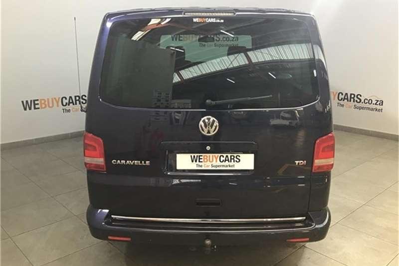 2010 VW Caravelle 2.0BiTDI auto
