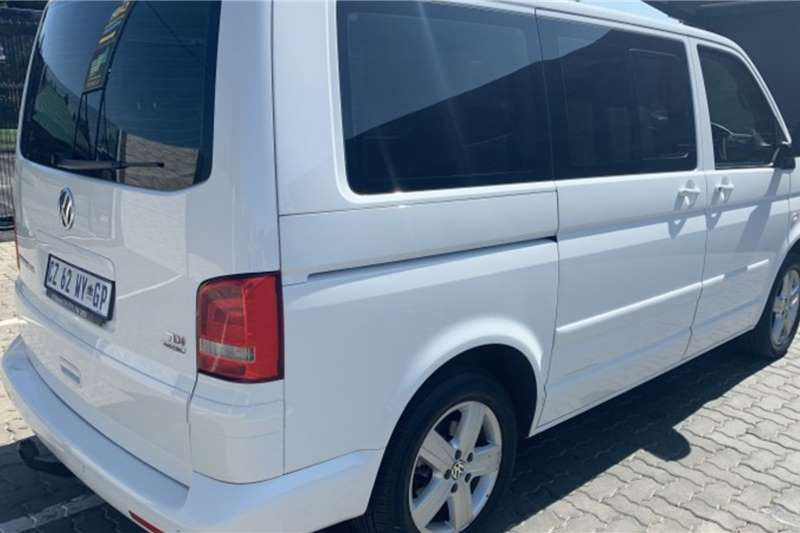 VW Caravelle T5 CARAVELLE 2.0 BiTDi DSG 4motion 2014