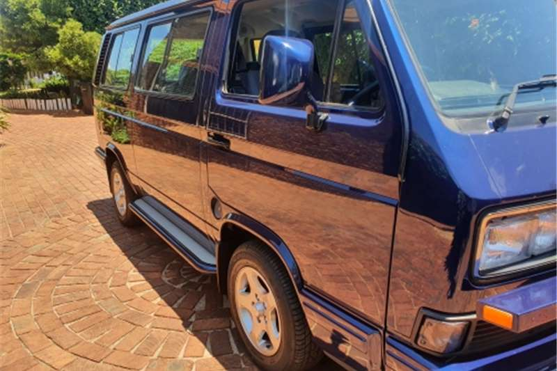 VW Caravelle Very clean bus one owner from new 70km on tha cloc 2001