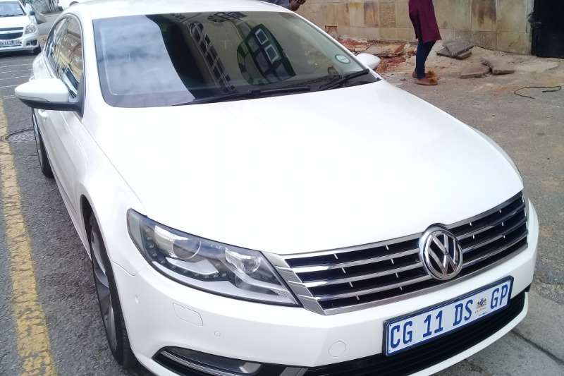 VW CC 2.0 2013