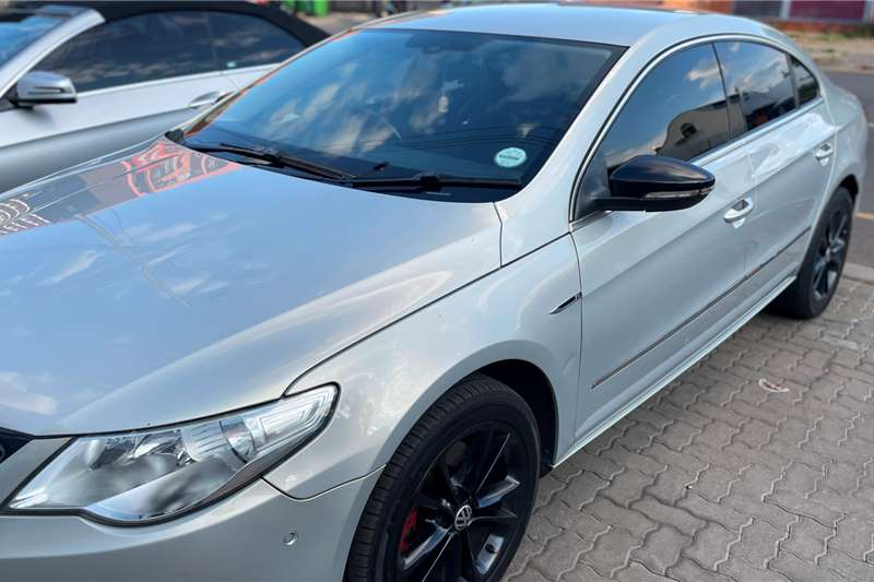 Used 2011 VW CC 2.0 TDI DSG