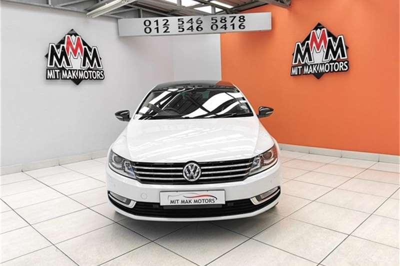 VW CC 2.0TDI Highline 2016