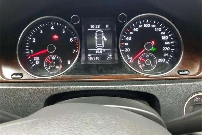 VW CC 3.6 V6 4Motion 2012