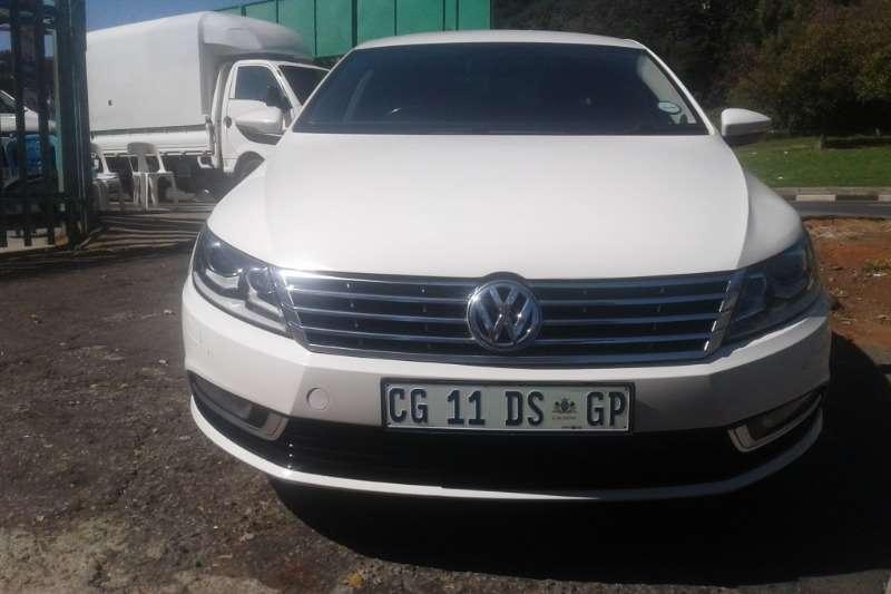 VW CC 3.6 V6 4Motion 2013