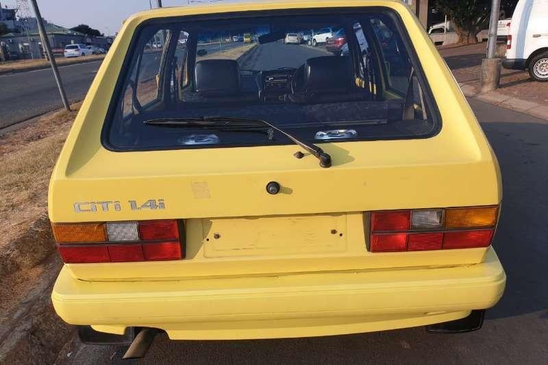 VW Citi 1.3 1987