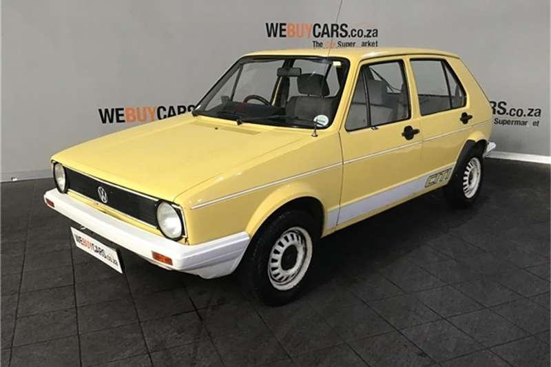 VW Citi 1987