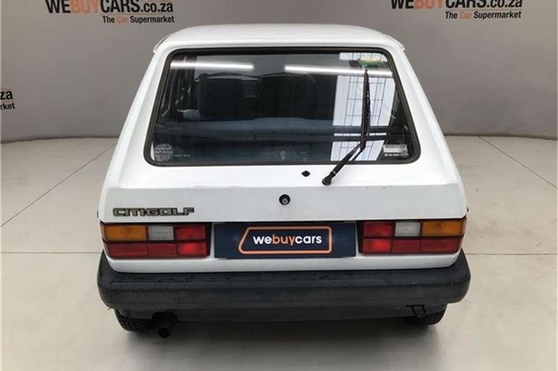 VW Citi 1989