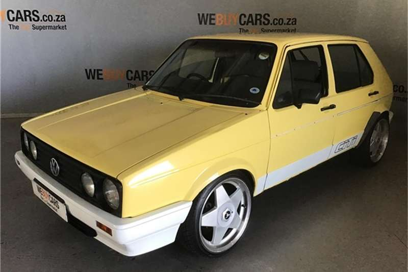VW Citi 1990