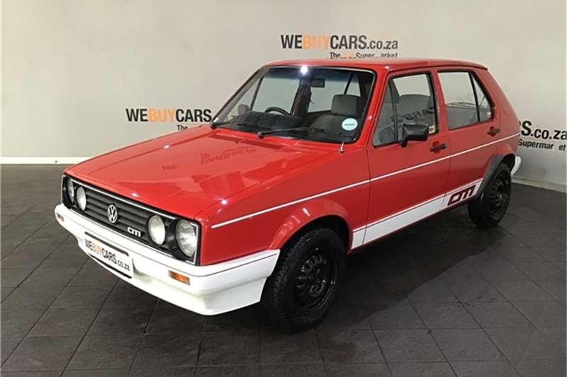 VW Citi 1991