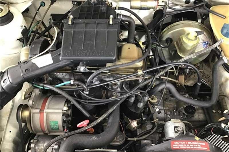 VW Citi 1992