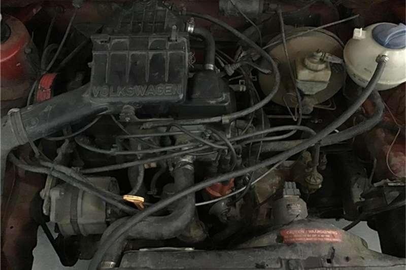 VW Citi 1996