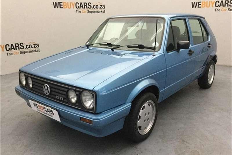 VW Citi 1998