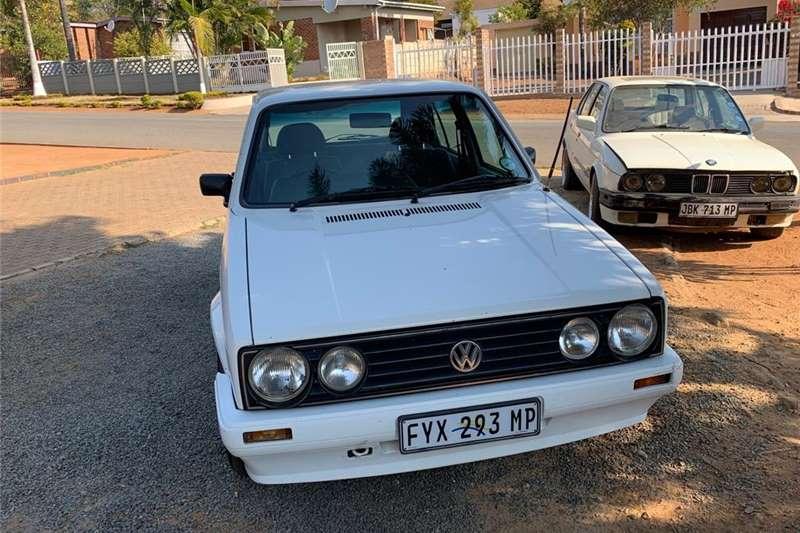 VW Citi 2001