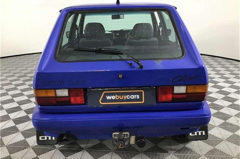 VW Citi CHICO 1.4i 2000