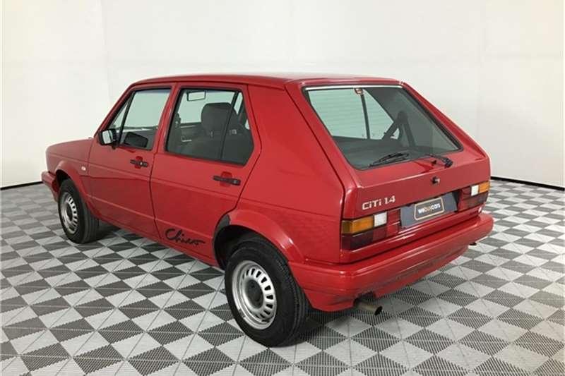 VW Citi CHICO 1.4i 2003