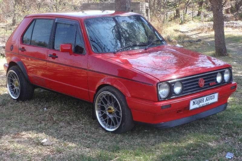 VW Citi CTI 1.8i 1991
