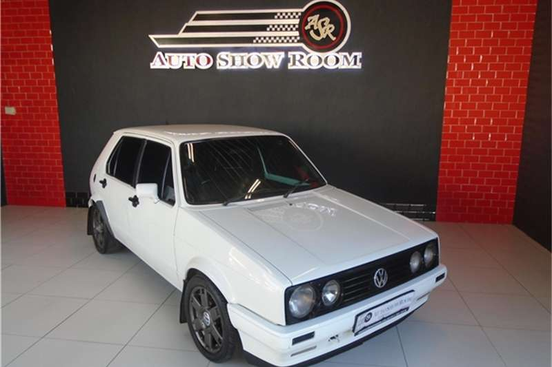 VW Citi GOLF 1.8 L CTI 1995