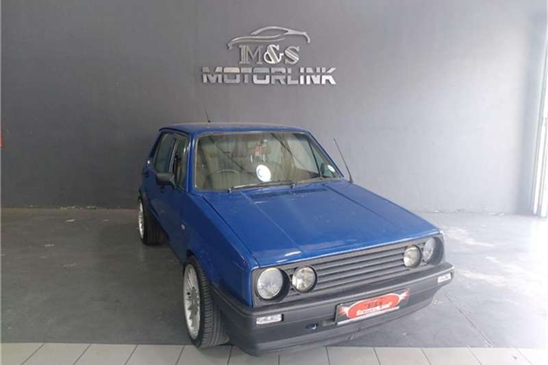 VW Citi GOLF 1.8 L CTI 1997