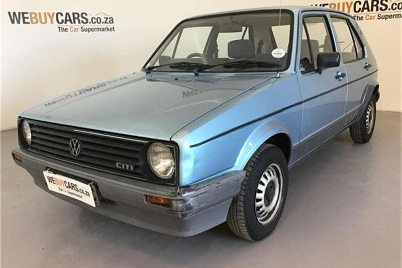 1991 VW Citi