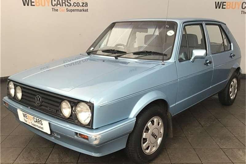 1992 VW Citi