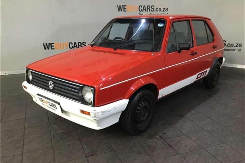 1990 VW Citi