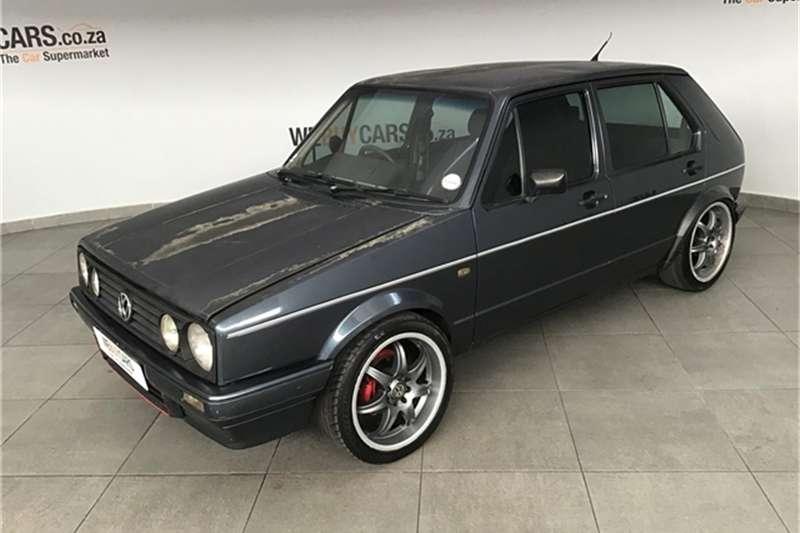 2002 VW Citi Sport 1.6i